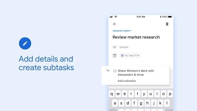 Google Tasks: Get Things Done