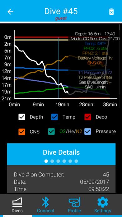 Screenshot #2 pour Shearwater Cloud