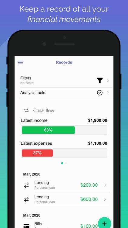 Easy Finances screenshot-3