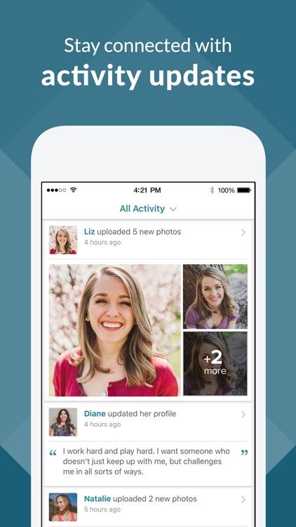 eharmony - Online Dating App screenshot-4