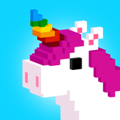 UNICORN 3D: Color by Number icon