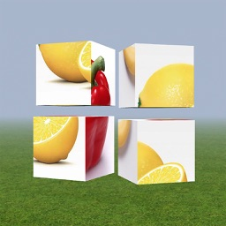 3D Cube Puzzles