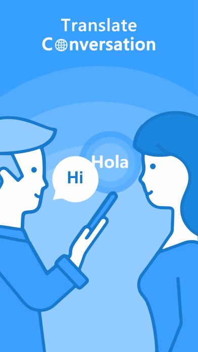 Translate - Speak Translator screenshot one