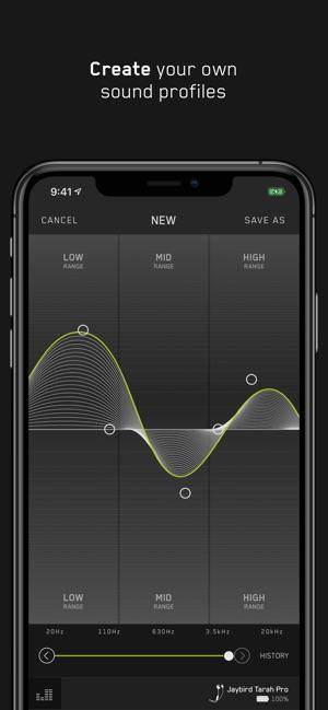 Jaybird MySound on the App Store