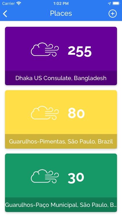 Air Quality Index - Live AQI screenshot-3