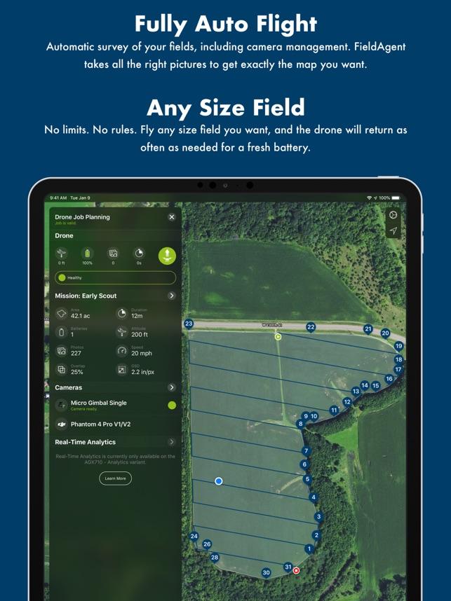 FieldAgent • on the App Store