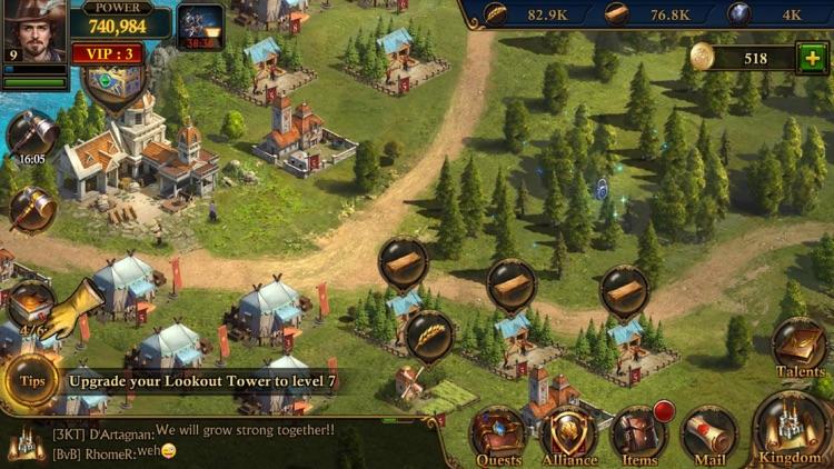 Guns of Glory: Empires Conquer screenshot-3
