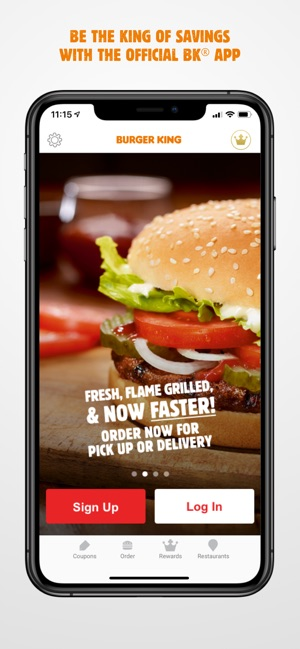 BURGER KING® App - New Zealand on the App Store