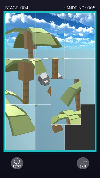 Moving picture puzzle screenshot-2