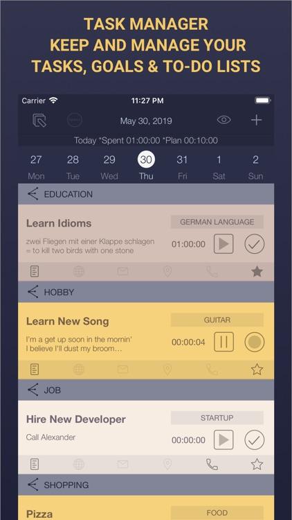To Do List App - Task List