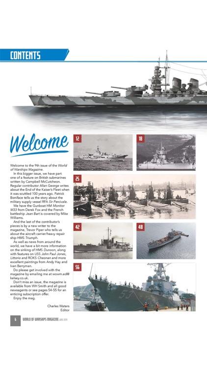 World of Warships Magazine screenshot-5