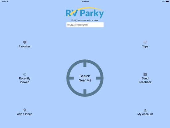 RV Parky screenshot