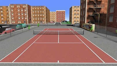 Screenshot from Hit Tennis 3