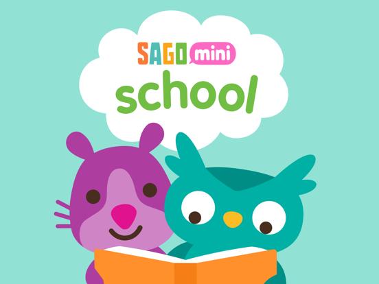 Sago Mini School (Kids 2-5) screenshot 17