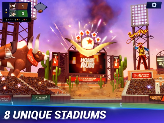 Ballistic Baseball screenshot 12