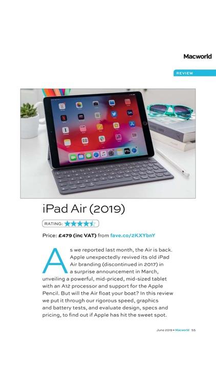 Macworld UK Magazine screenshot-6