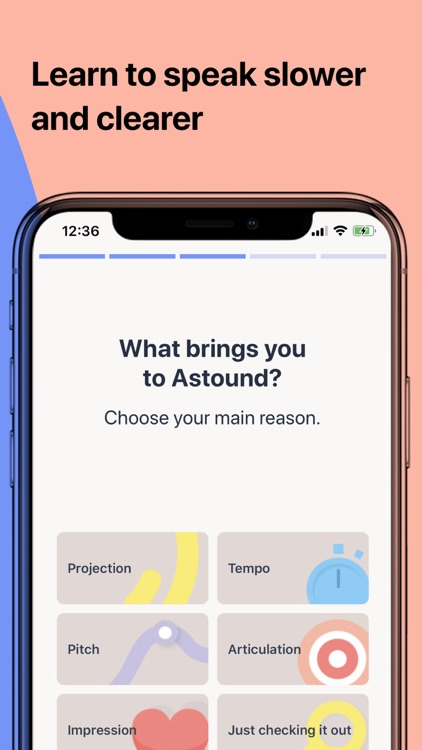 Astound - Voice & Speech Coach