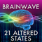 App Icon for BrainWave - 21 Altered States App in New Zealand App Store