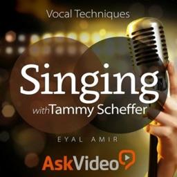 Singing With Tammy Scheffer