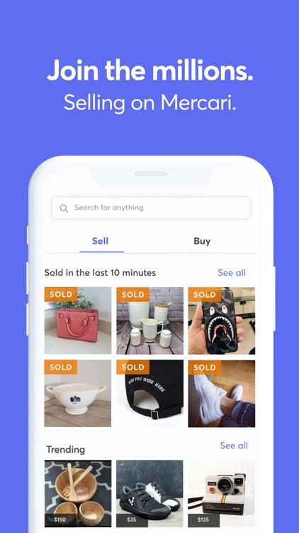Mercari: The Selling App screenshot-8