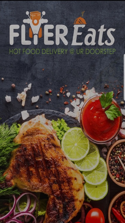FLYER Eats - Food Delivery