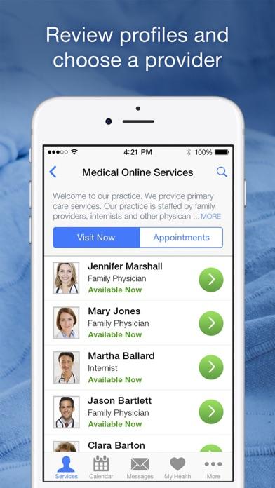 Centura Health Virtual CareScreenshot of 2