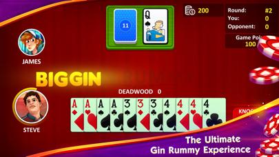 Gin Rummy: Ultimate Card Game screenshot four