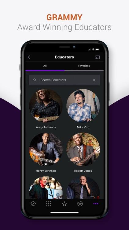 TrueFire Guitar Lessons screenshot-3