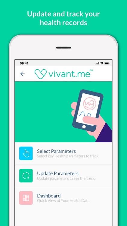 Vivant - Your Vital Companion screenshot-4