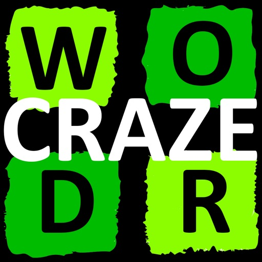 Word Craze -Unscramble Letters