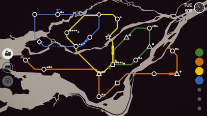 Mini Metro screenshot 10