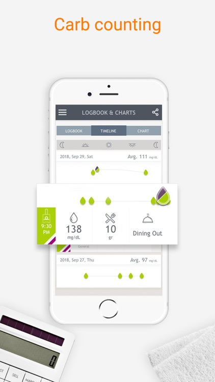 Dario - Blood Glucose Tracker screenshot-4