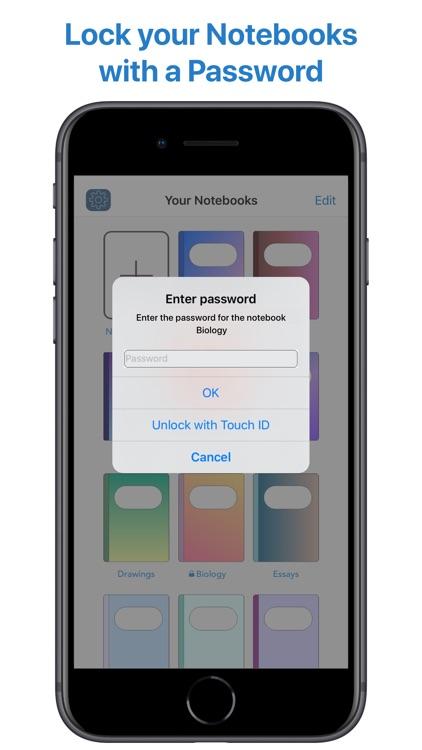 QuickNotes X Pro screenshot-3
