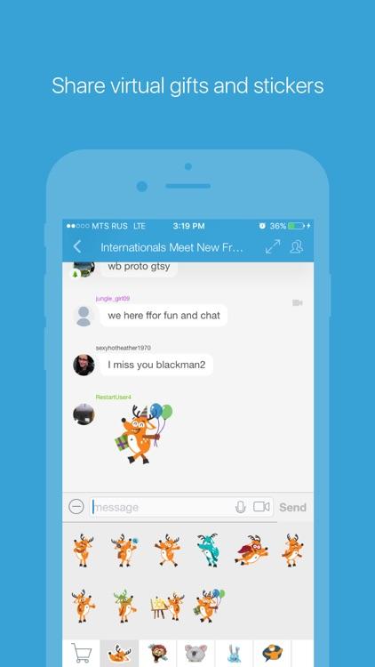 Paltalk - Group Video Chat App screenshot-4
