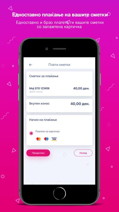 Screenshot for Telekom MK in Austria App Store
