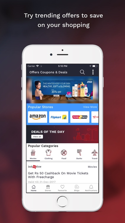 Offers Coupons Deals screenshot-2