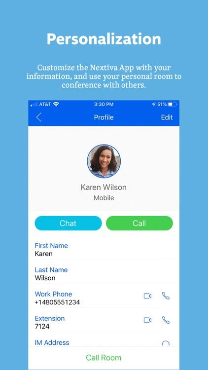 Nextiva App screenshot-4