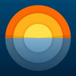 SolarWatch Sunrise Sunset Time
