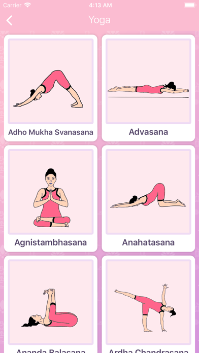 Screenshot #2 pour Yoga&Murdra: Poses