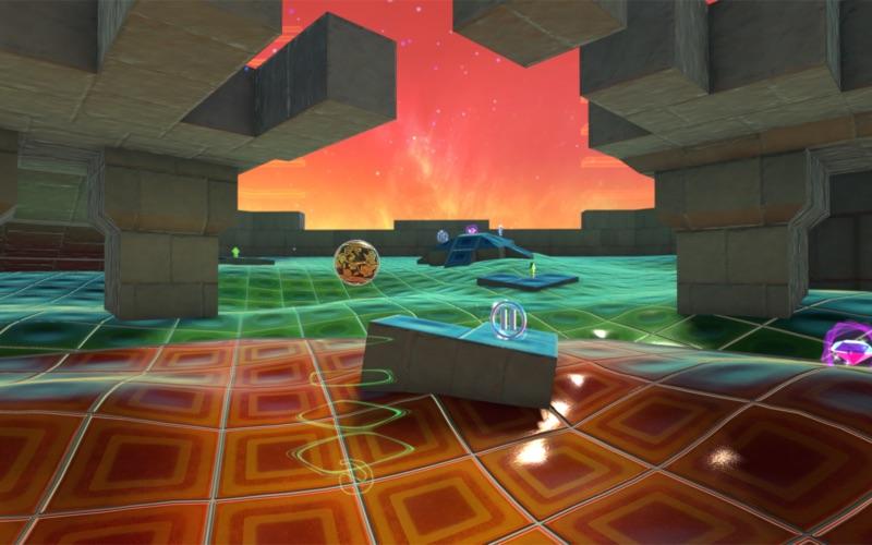 MarbleItUp Screenshot