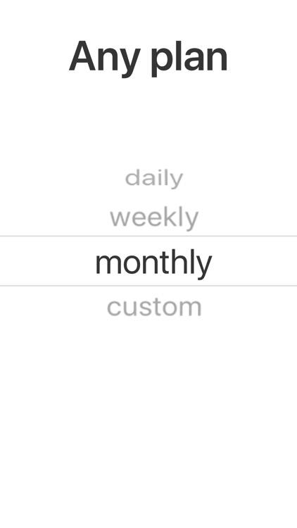 Databit: Data usage manager screenshot-4