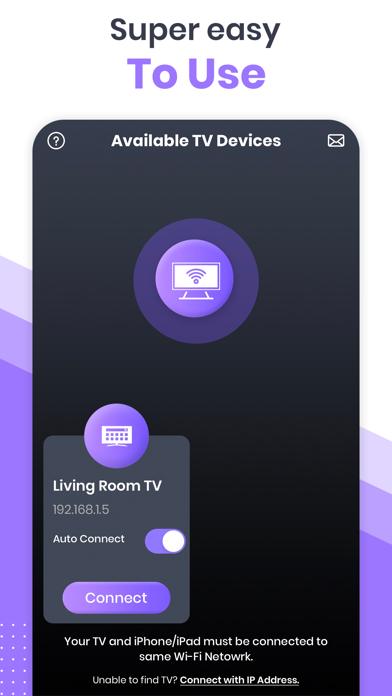 Universal Remote ● Screenshot