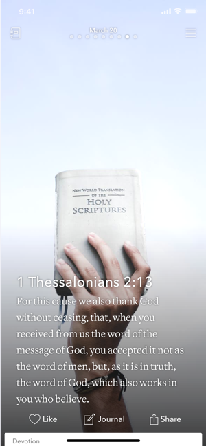 Daily Bible Inspirations on the App Store