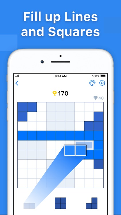 BlockuDoku: Block Puzzle Games screenshot-0