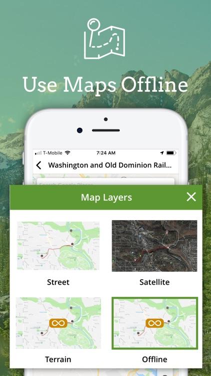TrailLink: Trail Maps & Guide screenshot-4