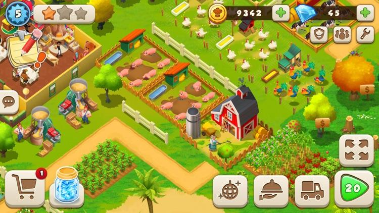 Tasty Town - Restaurant game screenshot-7