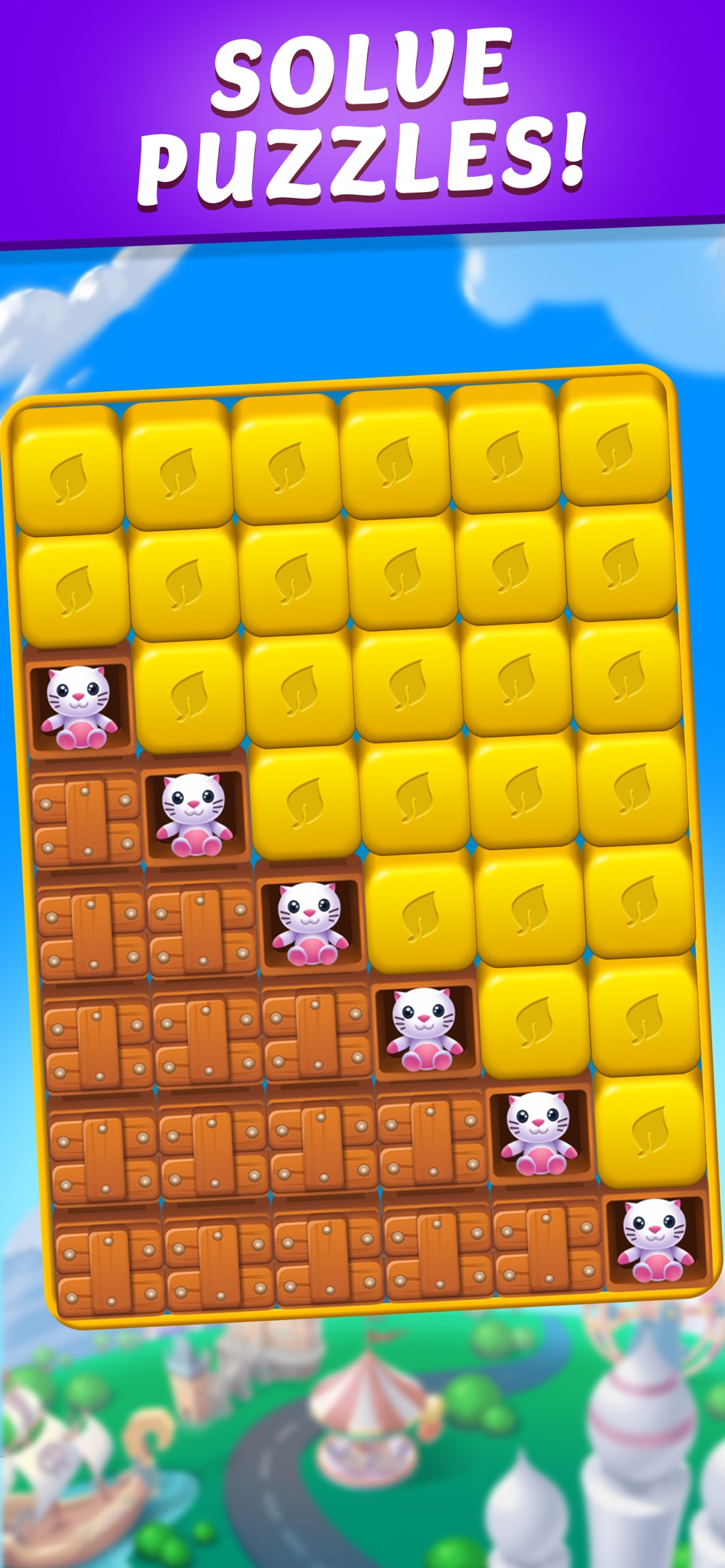 Cube Blast Pop - Tapping Fever hack tool