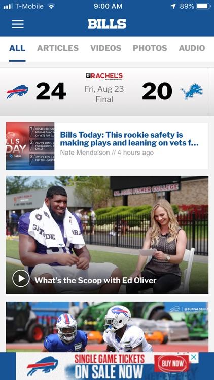 One Buffalo screenshot-3