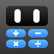 Calcbot — The Intelligent Calculator and Unit Converter icon