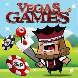 Vegas Games Singleplayer